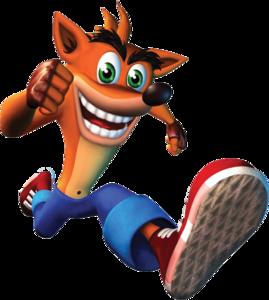 Crash Bandicoot PNG Image PNG Clip art
