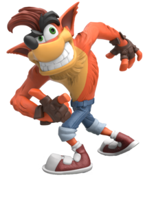 Crash Bandicoot PNG Transparent Picture PNG Clip art