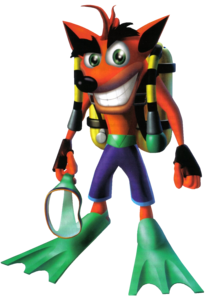 Crash Bandicoot PNG Transparent PNG Clip art