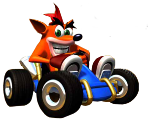 Crash Bandicoot Transparent PNG PNG Clip art