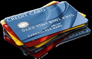 Credit Card Transparent Background PNG Clip art