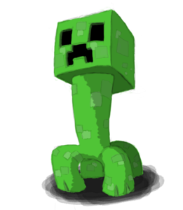 Creeper PNG Transparent Image PNG image