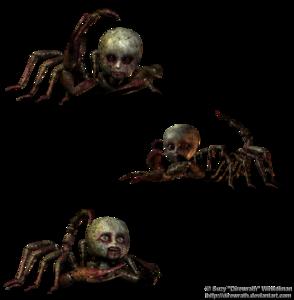 Creepy Transparent PNG PNG Clip art