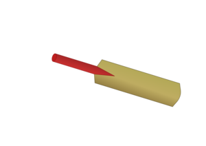 Cricket Bat PNG Picture PNG Clip art