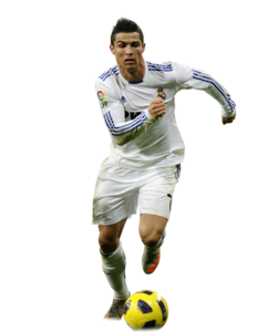 Cristiano Ronaldo PNG File PNG image