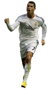 Cristiano Ronaldo PNG Pic PNG Clip art