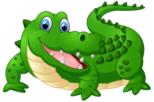 Crocodile Transparent Background PNG Clip art