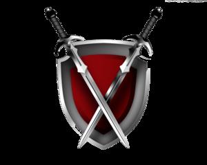 Cross Sword PNG Transparent Image Clip art
