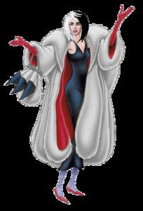 Cruella De Vil PNG File PNG Clip art