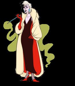 Cruella De Vil PNG Image PNG Clip art