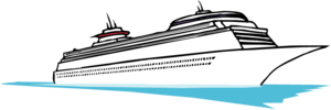 Cruise Ship PNG File PNG Clip art