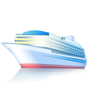 Cruise Ship PNG Photos PNG icons