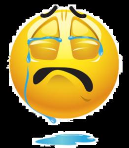 Crying Emoji PNG Image HD PNG Clip art