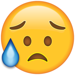 Crying Emoji PNG Transparent Image PNG clipart