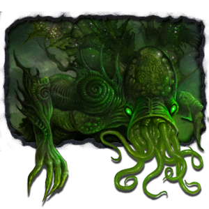 Cthulhu PNG Clipart Background PNG Clip art