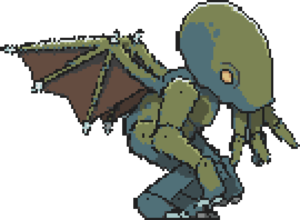 Cthulhu PNG Image Free Download PNG clipart