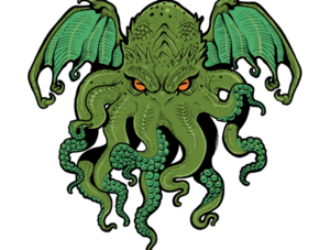 Cthulhu PNG Transparent Background PNG Clip art