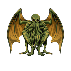 Cthulhu PNG Transparent Photo PNG Clip art