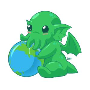 Cthulhu PNG Transparent PNG Clip art