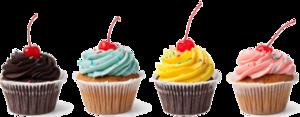 Cupcake Transparent Background PNG Clip art