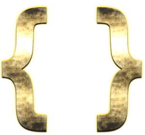 Curly Brackets PNG Free Download PNG Clip art