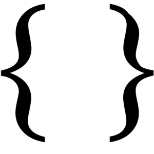 Curly Brackets PNG Picture PNG Clip art