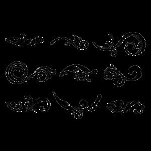Curly Transparent PNG PNG Clip art