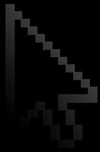 Cursor Arrow Transparent Background PNG Clip art