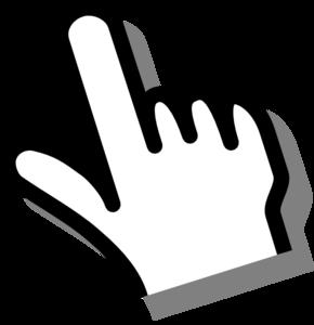 Cursor Hand PNG Clipart PNG Clip art