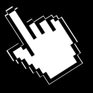 Cursor Hand PNG Transparent Image PNG Clip art