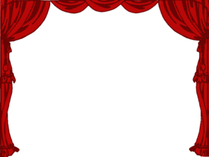 Curtains Background PNG PNG Clip art