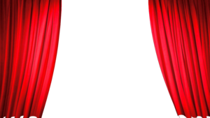 Curtains Transparent PNG PNG Clip art