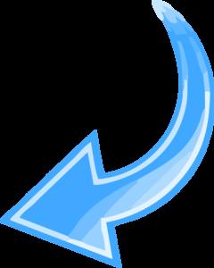 Curved Arrow PNG HD PNG Clip art
