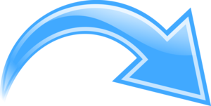 Curved Arrow Transparent PNG PNG Clip art