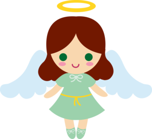 Cute Cartoon Girl PNG Photo PNG Clip art