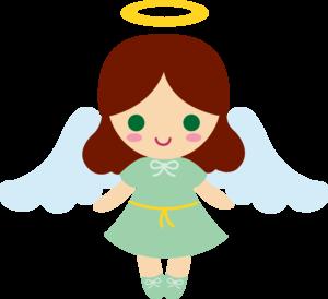 Cute Cartoon Girl PNG Photo PNG Clip art