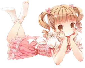 Cute Girl PNG Clipart PNG Clip art