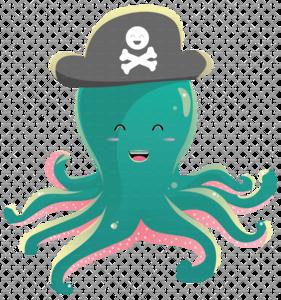Cute Octopus PNG Photos PNG Clip art