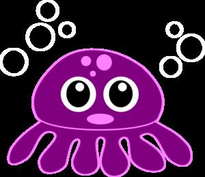Cute Octopus PNG Transparent Image PNG Clip art
