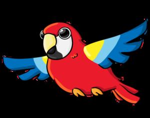 Cute Parrot PNG Clipart PNG Clip art