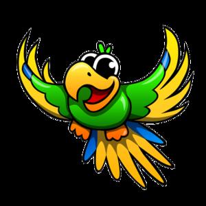 Cute Parrot PNG Image PNG Clip art