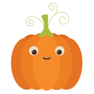 Cute Pumpkin PNG File PNG Clip art