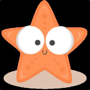 Cute Starfish PNG Photo PNG Clip art