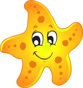 Cute Starfish PNG Pic PNG icon