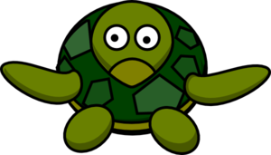 Cute Turtle PNG File PNG Clip art