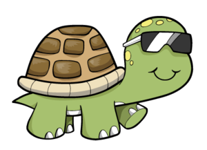 Cute Turtle PNG Pic PNG Clip art