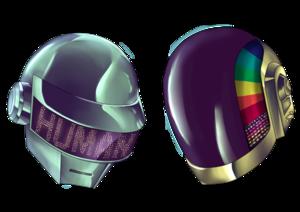 Daft Punk PNG Transparent Image PNG Clip art