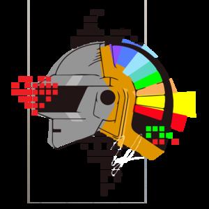 Daft Punk PNG Transparent Picture PNG Clip art