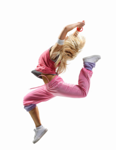 Dance Girl PNG File PNG Clip art