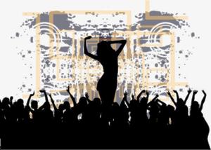 Dance Party PNG Clipart PNG Clip art